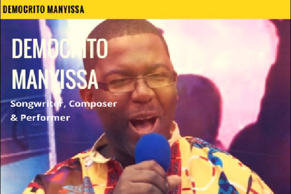Democrito Manyissa - Songwriter & Composer