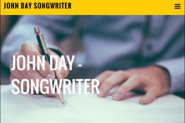 John Day - Songwriter